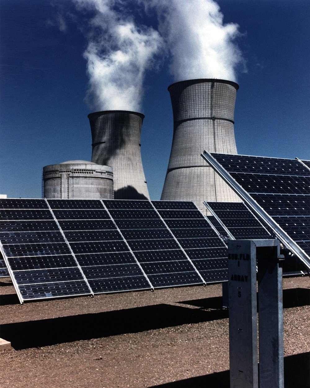 coal and solar